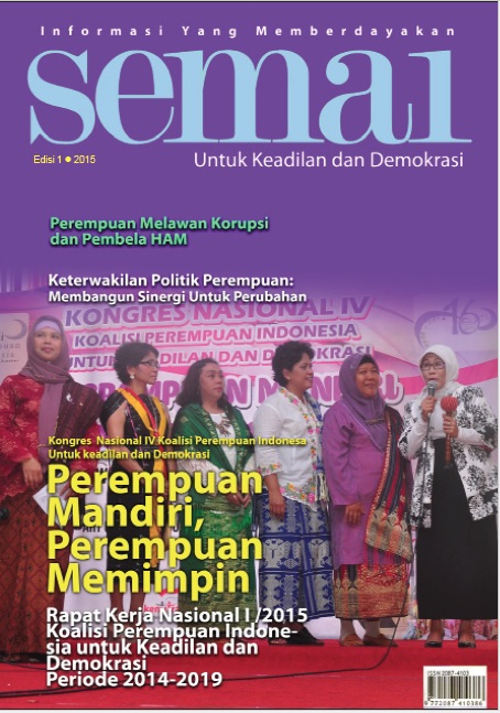 sampul semai Edisi 1 2015